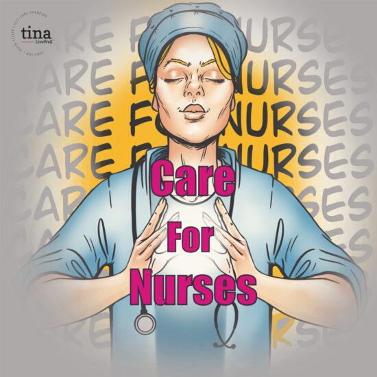 Care For Nurses Abum Cover