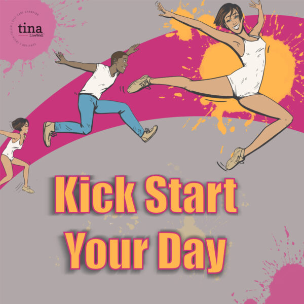 Kick Start Your Day cover
