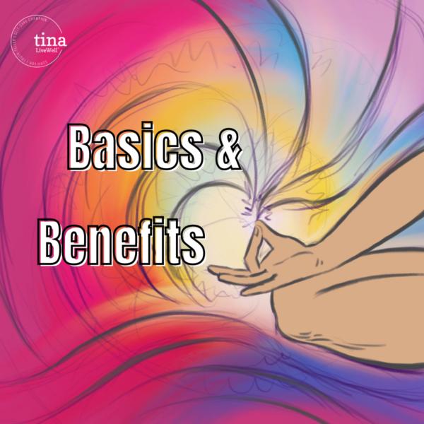 Basics and Benefits Meditation Cover