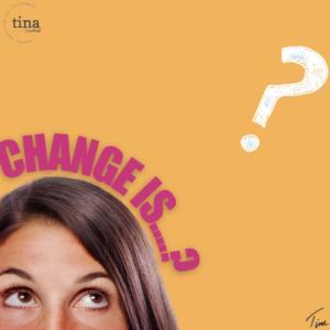 Change blog Tina Inspires