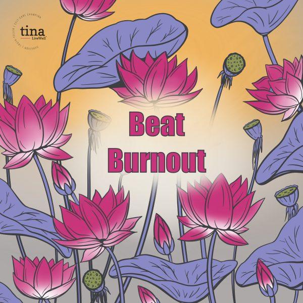 Beat Burnout Meditation Single Cover