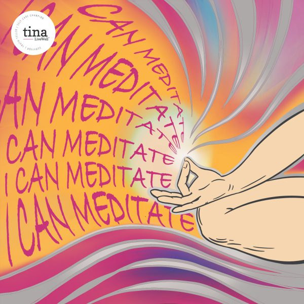 I Can Meditate Single Meditation Cover