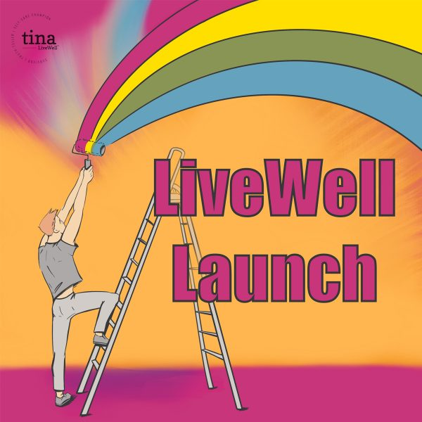 LiveWell Launch Meditation Album Cover